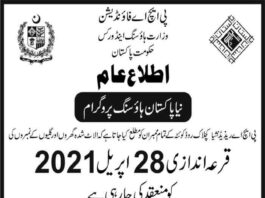 Naya-Pakistan-Housing-Scheme-Draw-Merit-List-2021