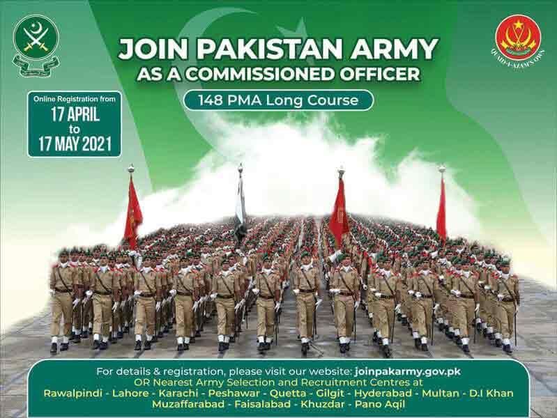 Pak-Army-148-PMA-Long-Course-2021