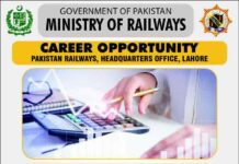 Pakistan-Railway-Headquarter-Lahore-Jobs-2021