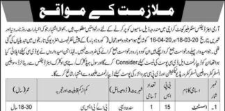 Army-Air-Defence-Centre-Malir-Cantt-Karachi-Jobs-2021