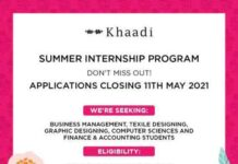 Khaadi-Internship-Trainee-Program-2021