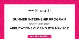 Khaadi-Internship-Trainee-Program-2021