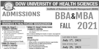Dow-University-of-Health-Sciences-Karachi-Admissions-2021