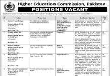 Higher-Education-Commission-Islamabad-Jobs-2021