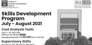 IBA-Skill-Development-Program-2021