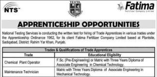 Fatima-Fertilizer-Apprenticeship-Training-Program-2021