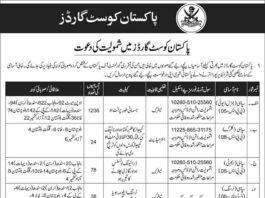 Pakistan-Coast-Guard-Jobs-2021