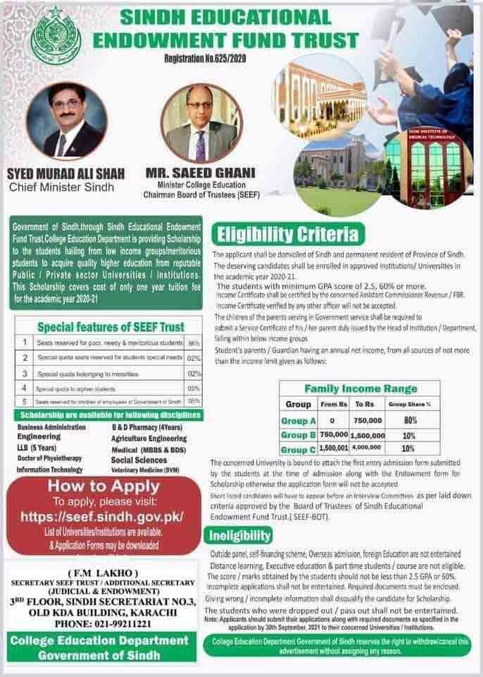 Sindh-Endowment-Scholarship-2021