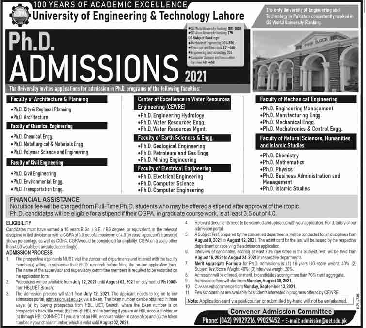 UET-Lahore-Admissions-in-PhD-Programs-2021